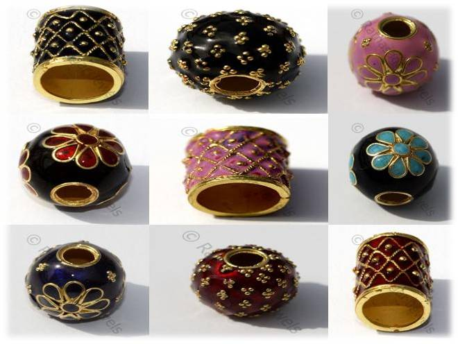 Gold Beads Collection