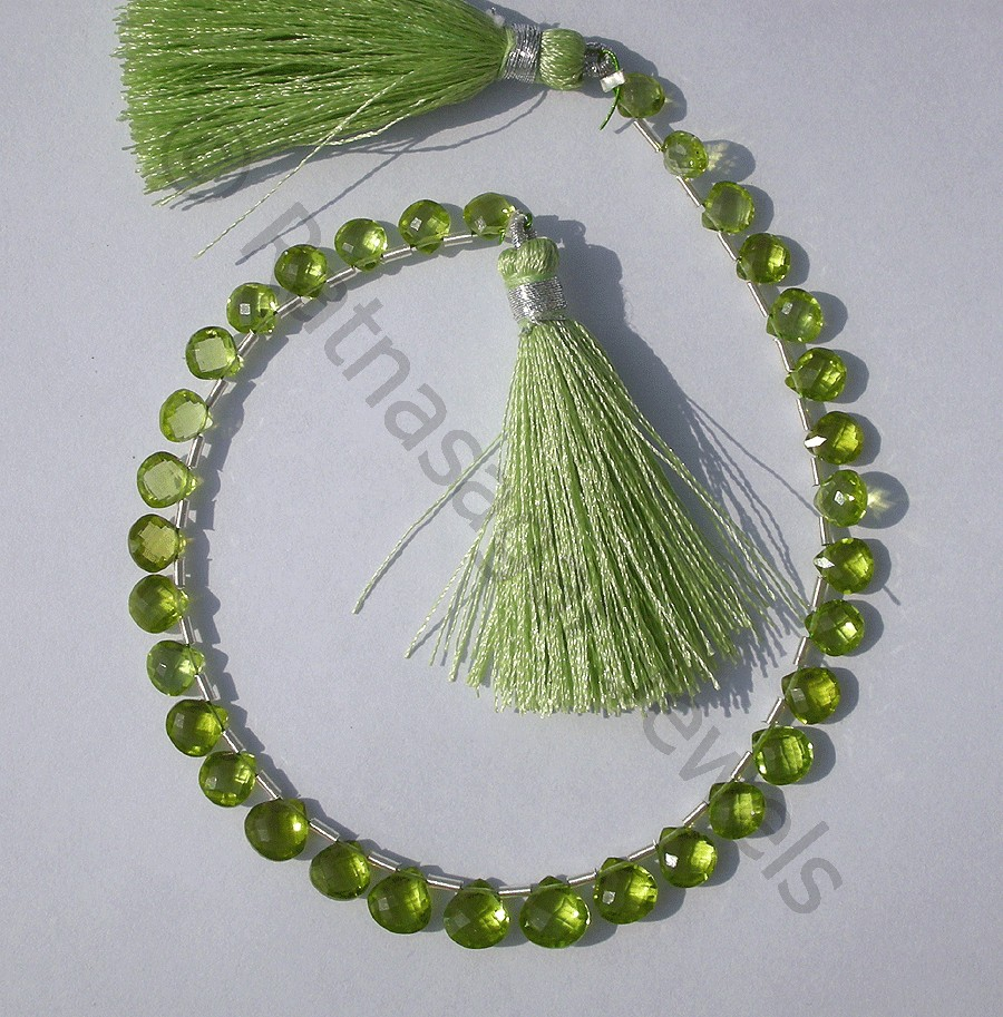 Peridot Gemstone beads