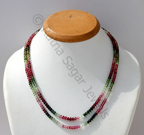 Faceted-Rondelle-beads