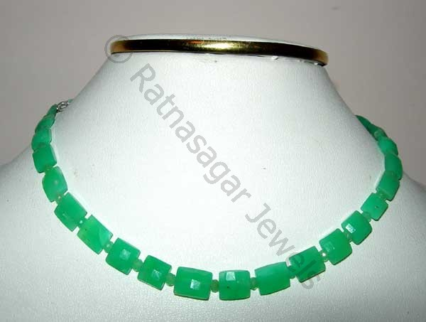 Chrysoprase Gemstones