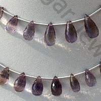 aaa Ametrine Gemstone Beads  Tear Drops Briolette