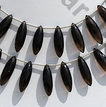 wholesale Smoky Quartz Gemstone  Dew Drops