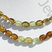 wholesale Grossular Garnet Faceted Oval