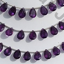 wholesale Amethyst Gemstone Beads  Pan