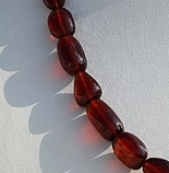 16 inch strand Spessartite Gem Stone  Faceted Nuggets