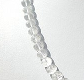16 inch strand Crystal Gemstone Faceted Rondelle
