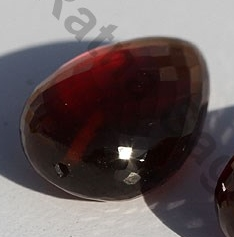 aaa Spessartite Garnet Half Drilled Gemstones