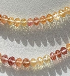 wholesale Imperial Topaz  Faceted Roundels