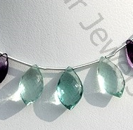 wholesale Fluorite Gemstone Dolphin Shape Beads