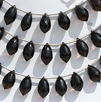 wholesale Smoky Quartz Gemstone Chandelier Briolette