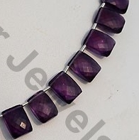 aaa Amethyst Gemstone Fancy Cut