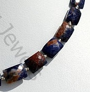 aaa Sodalite Gemstone Rectangle Shape