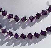 wholesale Amethyst Gemstone  Faceted Cube