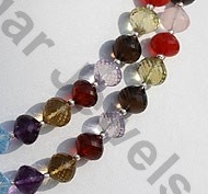 aaa Semi Precious Gemstone Onion Cut