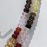 aaa Semi Precious Gemstone Multi Carved Beads