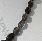 aaa Black Moonstone Plain Oval