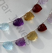 aaa Semi Precious Multi Fancy Cut
