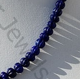 aaa Lapis Carved beads
