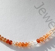 wholesale Oregon Sunstone Plain Beads