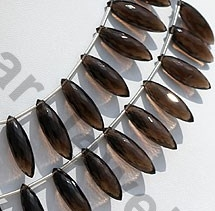 aaa Smoky Quartz Gemstone  Dew Drops