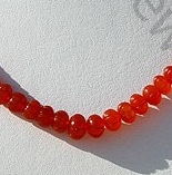 wholesale Carnelian Gemstone Carved Beads
