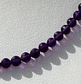 wholesale Amethyst Gemstone Beads  Faceted Rounds