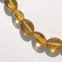 wholesale Honey Quartz  Oval Faceted