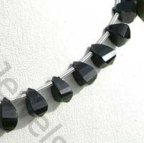 wholesale Black Spinel  Polygon Diamond Cut
