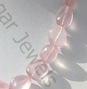 aaa Rose Quartz Gemstone  Faceted Nuggets