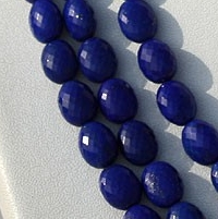wholesale Lapis Gemstone Oval Faceted