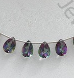 wholesale Mystic Topaz Beads  Pan
