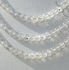wholesale Rainbow Moonstone Faceted Rondelles