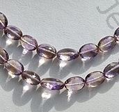 wholesale Ametrine Oval Faceted