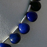aaa Lapis Gemstone Heart Plain