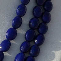 aaa Lapis Gemstone Oval Faceted