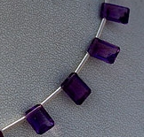 wholesale Amethyst Gemstone Beads  Octagons