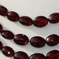 wholesale Garnet Gemstone Oval Faceted