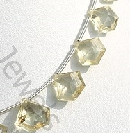 aaa Scapolite Gemstone Polygon Diamond Cut