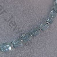 wholesale Aquamarine Gemstone  Faceted Rectangles