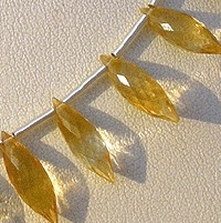 wholesale Citrine Gemstone  Dew Drops