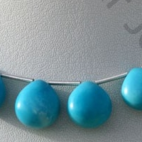 wholesale Turquoise Gemstone Plain Heart