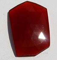 wholesale Carnelian Gemstone Rose Cut Slice