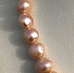 16 inch strand Pearl Baroque Shape