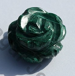 wholesale Malachite Half Drilled Gemstones