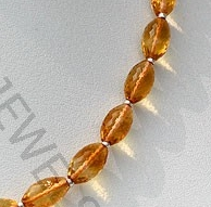 wholesale Citrine Gemstone fancy beads