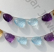wholesale Semi Precious Multi Fancy Cut