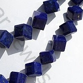 aaa Lapis Gemstone Faceted Cube