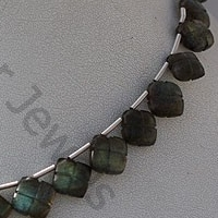 wholesale Labradorite Gemstone  Clove Beads