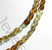 aaa Grossular Garnet Faceted Oval