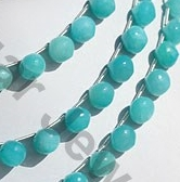 aaa Amazonite Onion Shape Beads